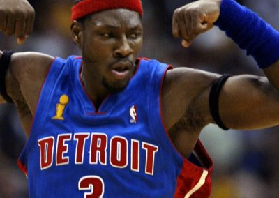 Ben Wallace Unforgettable Moment