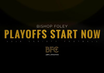 Bishop Foley Football