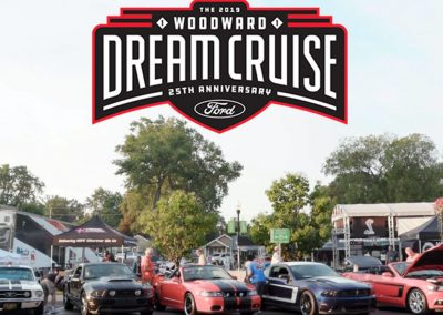 Woodward Dream Cruise 2019 – Mustang Alley