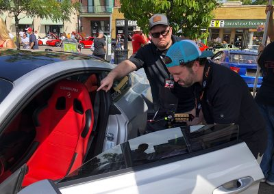 Woodward Dream Cruise BTS 2019